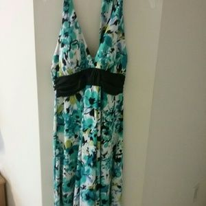 Size L Halter Dress